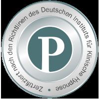 Gütesiegel des Deutschen Instituts für Klinische Hypnose